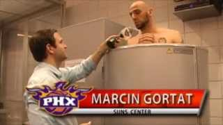 Cryotherapy - User - Marcin Gortat from Phoenix Suns