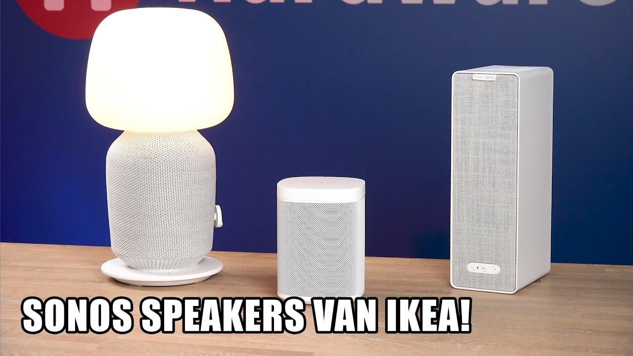 Sonos Ikea Symfonisk Speakers Sonos Voor De Helft Van De Prijs Hardware Info