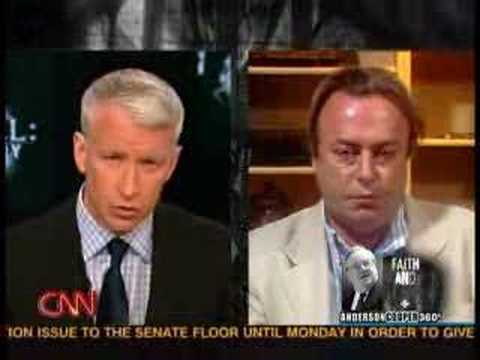 Christopher Hitchens comments on Jerry Falwell
