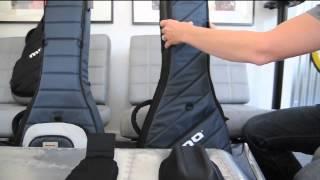 MONO :: Creating the Vertigo™ :: Top-Loading Guitar Case