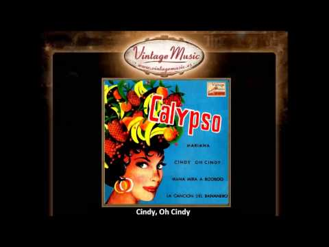 Jimmy Carroll And His Orchestra -- Cindy, Oh Cindy (Calypso) (VintageMusic.es)