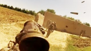 Special Operations Helmet Cam Firefight in Afghanistan thumbnail