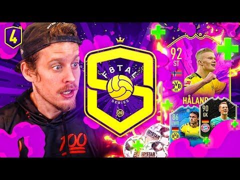 THE HAT TRICK HERO! F8TAL FUTURE STARS HALAND #4 FIFA 20 Ultimate Team