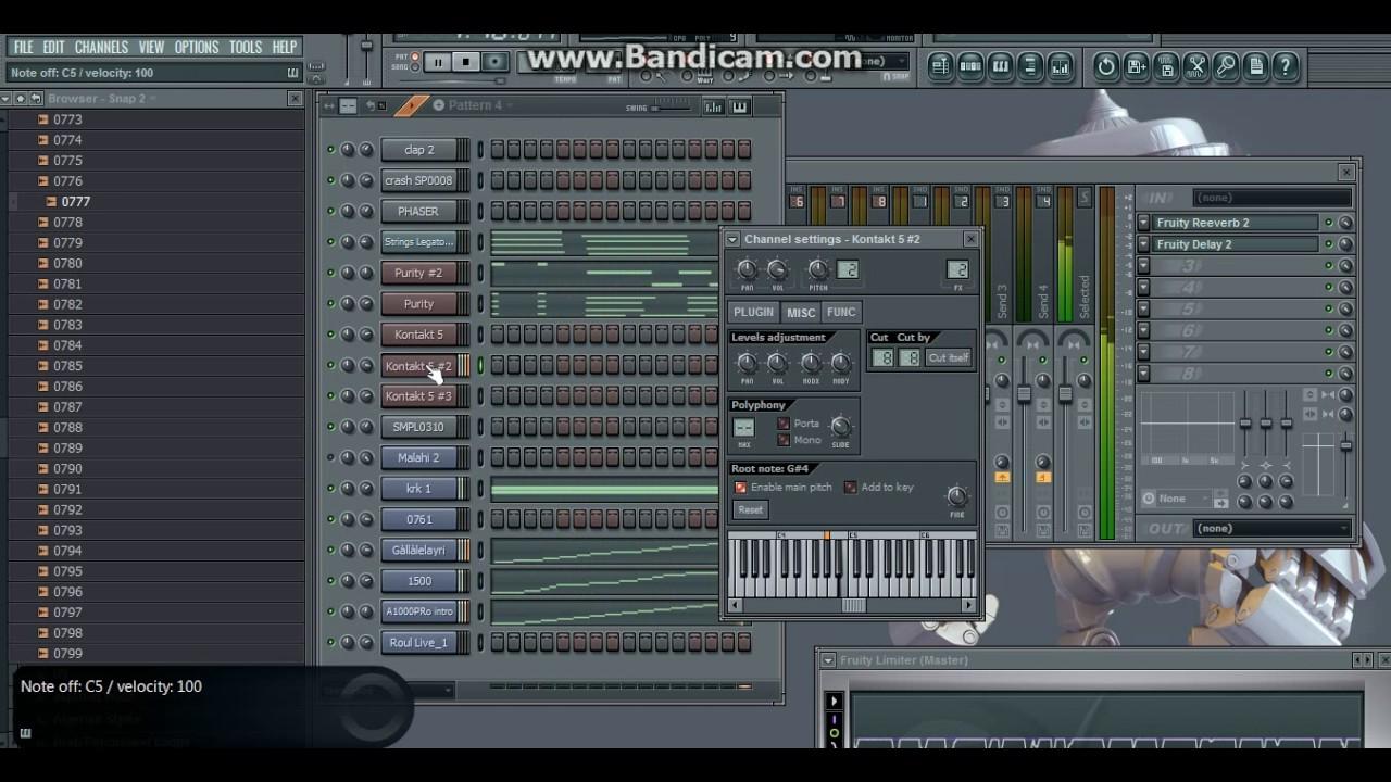 rythme rai pour fl studio 12 gratuit