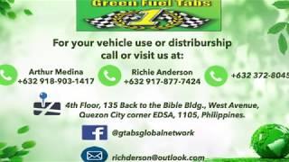 Green Fuel Tabs Global