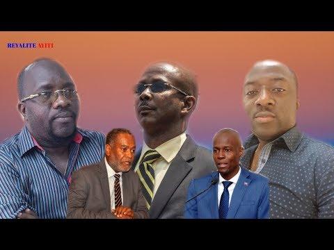 Jounal kreyòl premye Okazyon ap prezantew kòman Ayiti reveye maten Mardi 21-05-2019