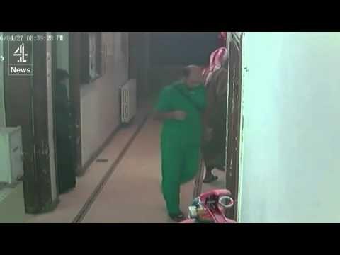 Les derniers instants du Dr Maaz, le pédiatre d'Alep
