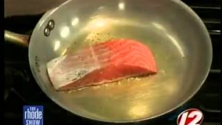 Cooking: Salmon With Lemon Caper Sauce