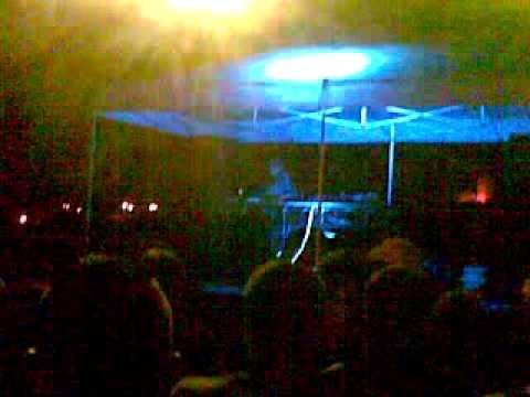 Pier Bucci at Sub urban festival