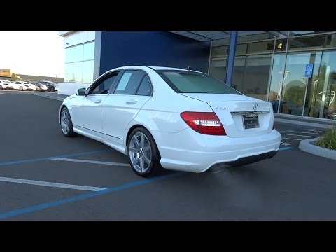 2014 Mercedes-Benz C-Class Pleasanton, Walnut Creek, Fremont, San Jose, Livermore, CA 28335