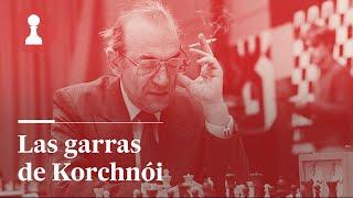 AJEDREZ | Korchnói muestra sus garras | El Rincón de los inmortales