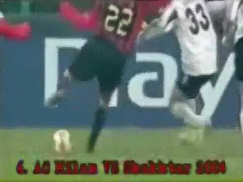 Mười bàn thắng đẹp của Kaka Muoi ban thang dep cua Kaka  ngocdo