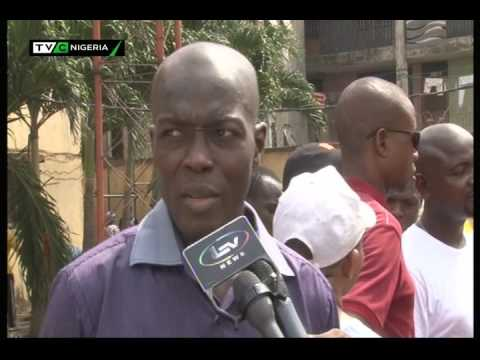 LAGOS LAKE RICE REPORT   TVC NIGERIA