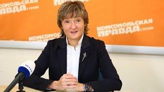 Руководитель Inter Media Group Анна Безлюдная - интервью (3/3)
