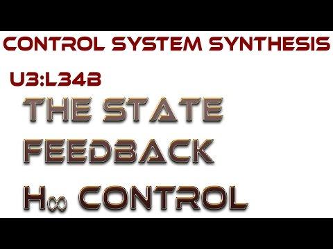 L34B:The State Feedback H∞ Control