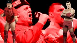 Nikolai Volkoff & Vladimir Kozlov Theme Song - All The Motherland