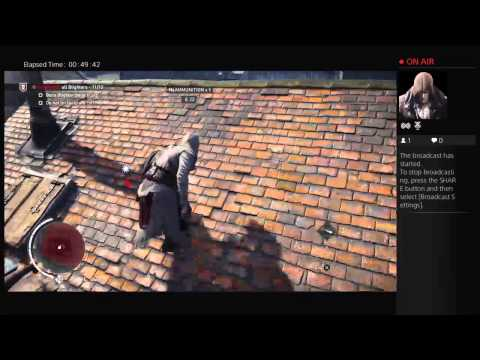 TheSuperBEAN82's Live PS4 Broadcast Syndicate