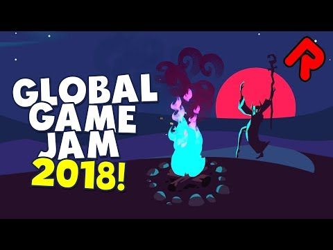 Global Game Jam 2018: Legend of Kassappa, Shaman, Steal Yo Wifi, First Island, Joy Scouts, Virus N