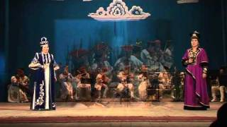 Kalmyk State Ensemble of Song and Dance