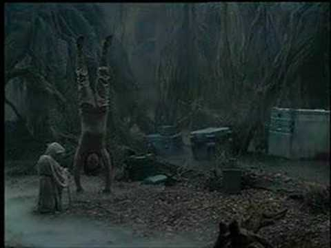 Yoda music video