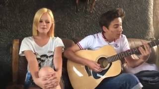 Paloma Faith - Upside Down (cover Polina Viznaya, Ilya Choporov)