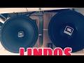 ALTO FALANTES MEDIO GRAVE SUPER TOP DA JBL,   10MB3P E 12MB3P
