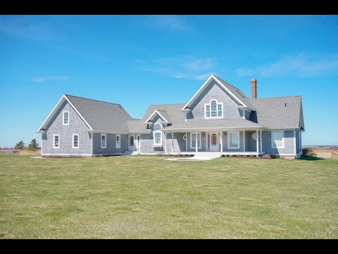 Prince Edward Island Waterfront for sale; 320 MacMillan Point Road West Cove Head