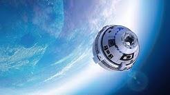 Boeing Starliner Orbital Flight Test Landing