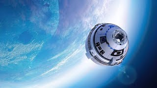 Boeing Starliner Orbital Flight Test Landing