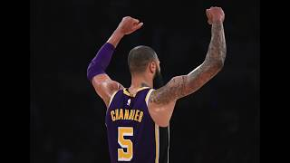 The Lakers Show Signs of Rebounding Improvement vs Memphis