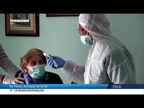 Coronavirus en Italie: de l'âme, du coeur et la foi