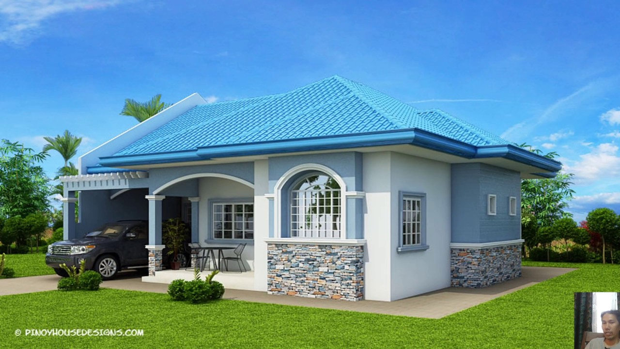 5 Modern House 3 Bedroom Design With Free Floor Plan And Price Estimate Youtube Modern Bungalow House Design Modern Bungalow Modern Bungalow House