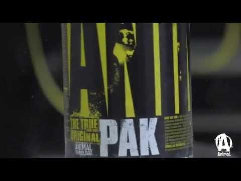 Animal Pak: The True Original Since 1983