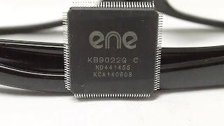 acer e5-551g . Прошивка мультиконтроллера KB9022q . Подключение программатора при отсутствии схемы