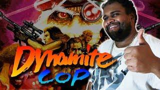 DYNAMITE COP - Sega Dreamcast - Retro Gaming Review