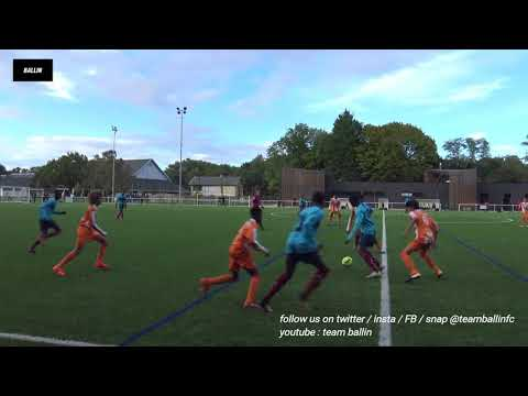 2017 10 01 U15 REGIONAL 1   ACBB vs Aubervilliers