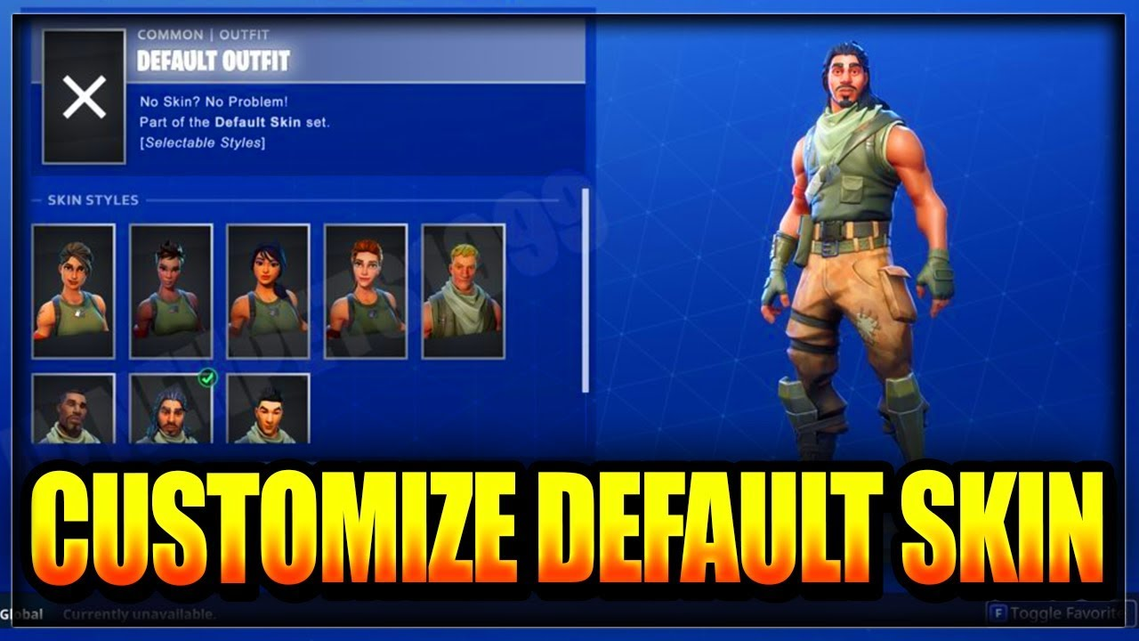 fortnite how to customize choose default skins have no back bling glitch after week 2 challenges - all asian fortnite skins