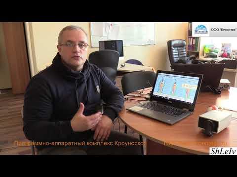 Краткий обзор прибора Кроуноскоп и его основных программных модулей