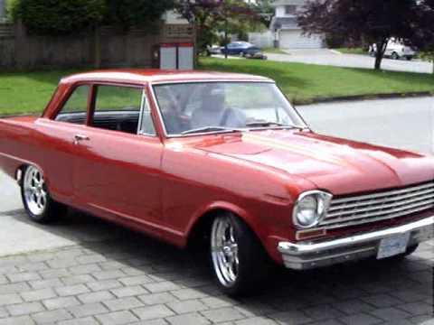 1963 chevy ii nova 350ci small block start uptake off youtube sciox Choice Image