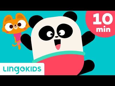 Kids Songs to Learn English - Children's Songs & Nursery Rhymes | Lingokids
