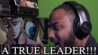 A TRUE LEADER!!! JoJo's Bizarre Adventure: Golden Wind Episode 21 *Reaction/Review*