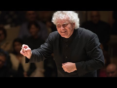 Dvořák: Slavonic Dance, op. 72/5 / Rattle · Berliner Philharmoniker