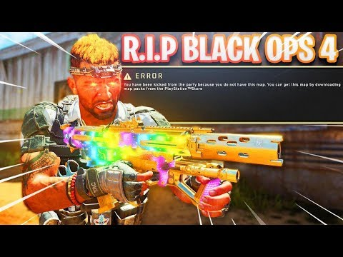 BLACK OPS 4 IS UNPLAYABLE AFTER COD BO4 1.17 UPDATE.. from YouTube · Duration:  15 minutes 8 seconds