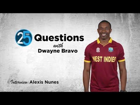 Can Dwayne Bravo beat MS Dhoni in a 100m sprint?