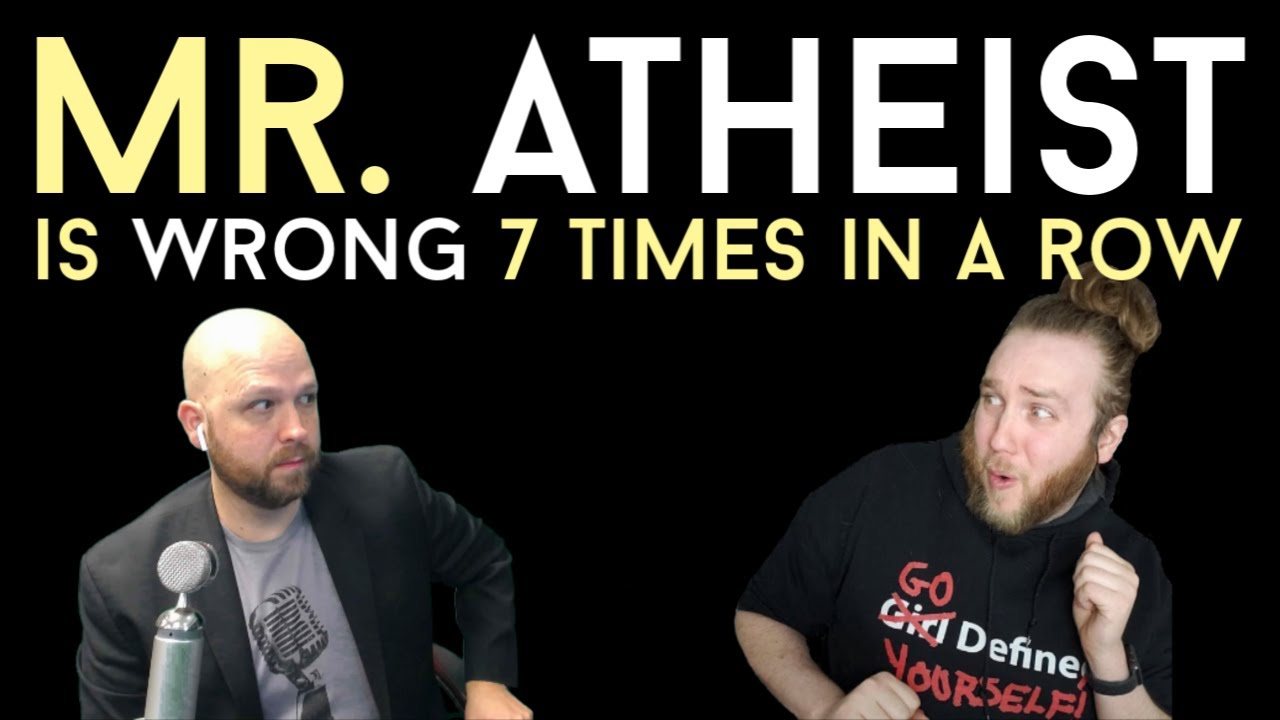 A Christian Response to Mr  Atheist's 7 Bad Bible Verses