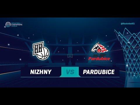 Nizhny Novgorod v JIP Pardubice - Qualif. Rd. 3