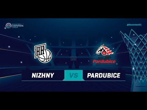 Nizhny Novgorod v JIP Pardubice - Qualif. Rd. 3 - Basketball Champions League 2018
