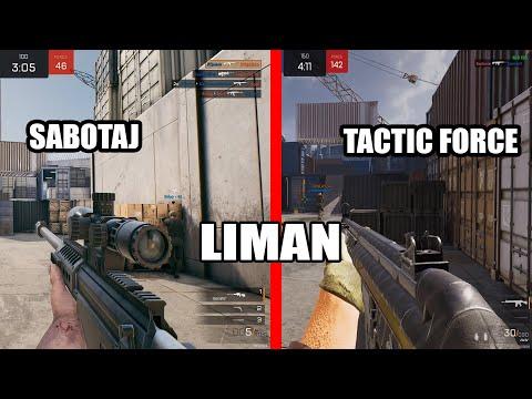 LİMAN | TACTİC