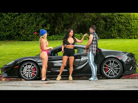 GOLD DIGGER PRANK PART 13! | HoomanTV