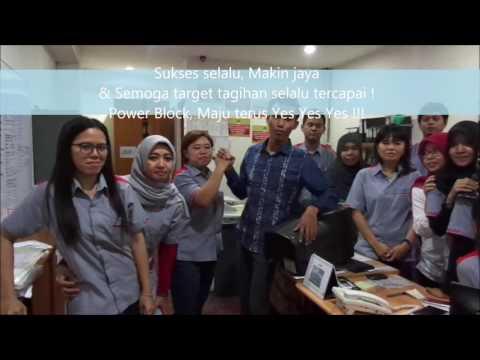 vlog hut Power Block Indonesia Jakarta